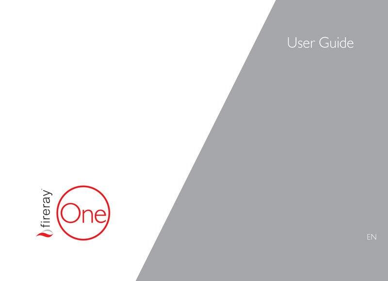 Fireray One user guide