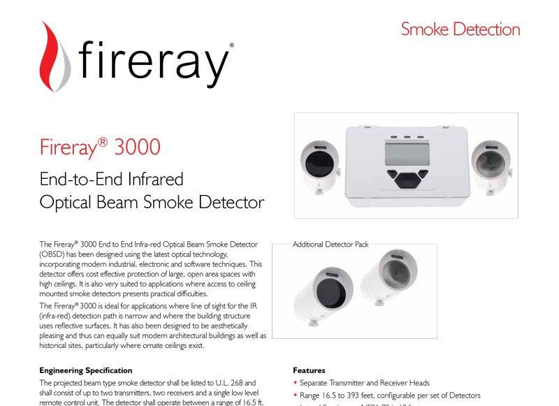 Fireray 3000