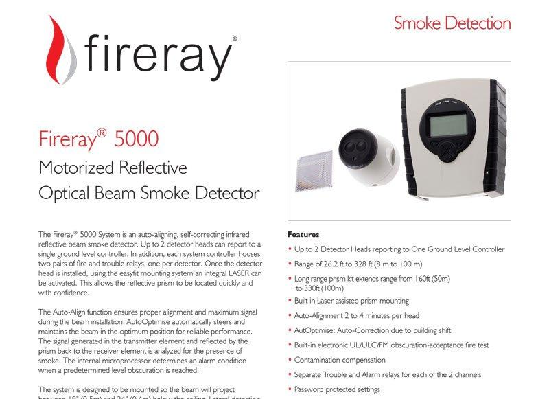 Fireray 5000